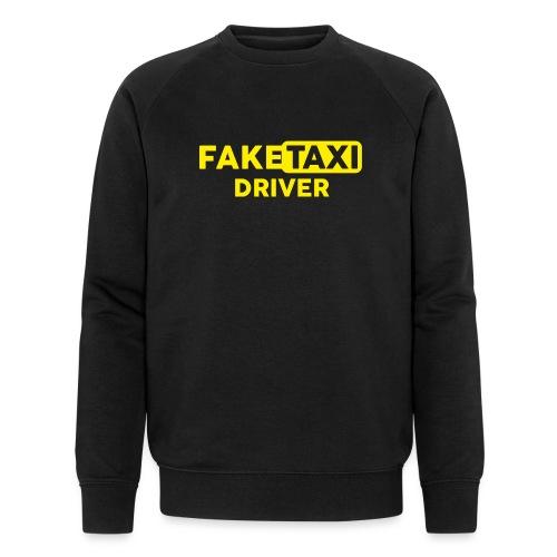 FAKETAXIDRIVER - Ekologisk sweatshirt herr från Stanley & Stella