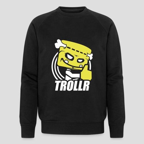 TROLLR Like - Sweat-shirt bio Stanley & Stella Homme