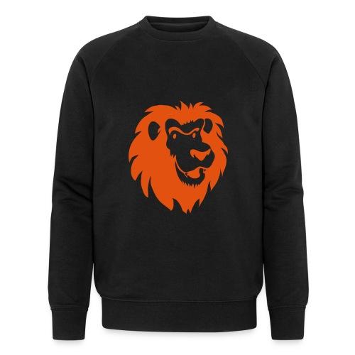 Leeuwenkop 1C - Mannen bio sweatshirt van Stanley & Stella