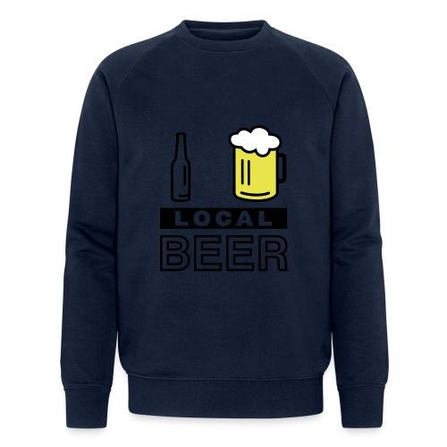 I Love Local Beer - Männer Bio-Sweatshirt von Stanley & Stella