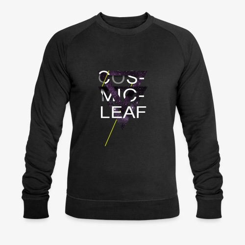 Cosmicleaf Triangles - Men's Organic Sweatshirt by Stanley & Stella