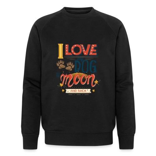 Moon Dog Light - Ekologisk sweatshirt herr från Stanley & Stella