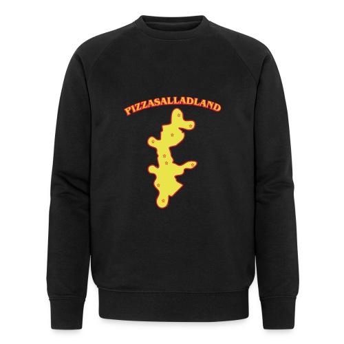 Pizzasalladland - Ekologisk sweatshirt herr från Stanley & Stella