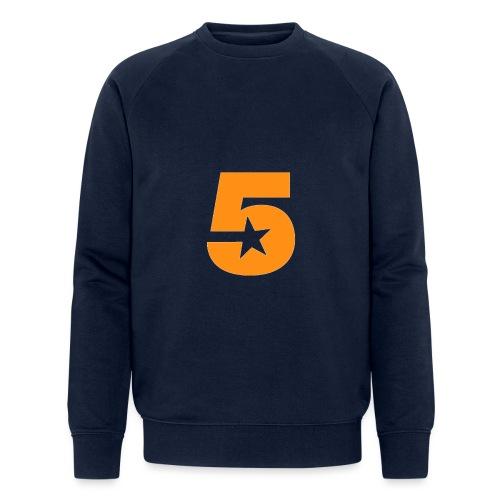 No5 - Men's Organic Sweatshirt by Stanley & Stella