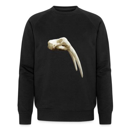 Schedel van een walrus - Mannen bio sweatshirt van Stanley & Stella