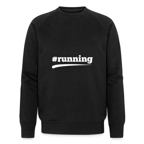 #RUNNING - Männer Bio-Sweatshirt von Stanley & Stella