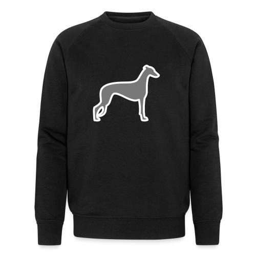 Greyhound - Männer Bio-Sweatshirt von Stanley & Stella