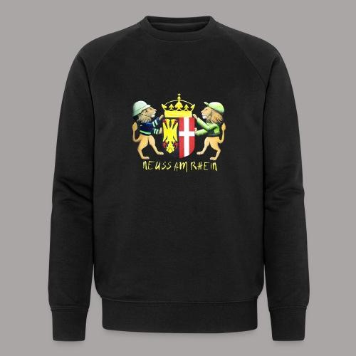 Neuss am Rhein - Männer Bio-Sweatshirt von Stanley & Stella