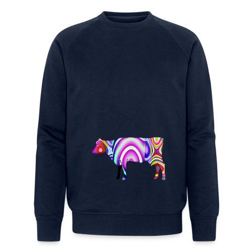 La vache - Sweat-shirt bio Stanley & Stella Homme