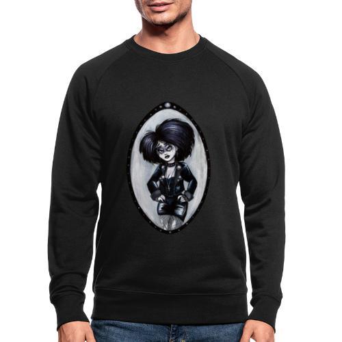 Trad Goth Art by E. R. Whittingham - Men's Organic Sweatshirt