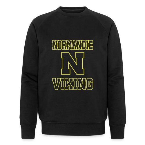 Normandie Viking Def jaune - Sweat-shirt bio Stanley & Stella Homme