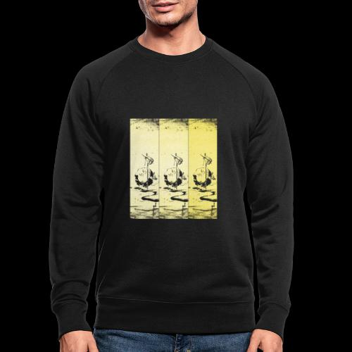 hotei - utagawa kuniyoshi - Männer Bio-Sweatshirt