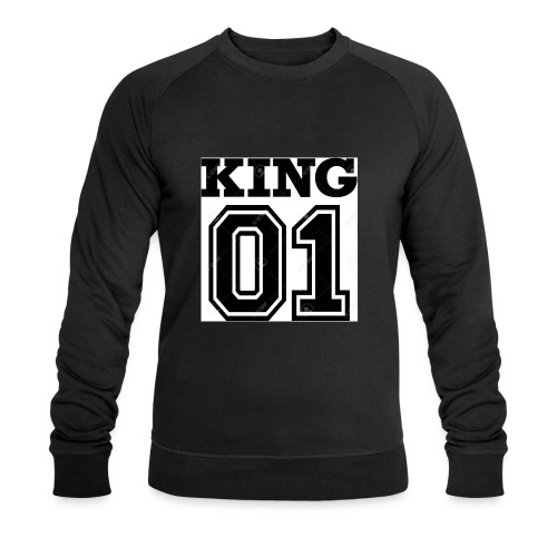 King 01 - Sweat-shirt bio Stanley & Stella Homme
