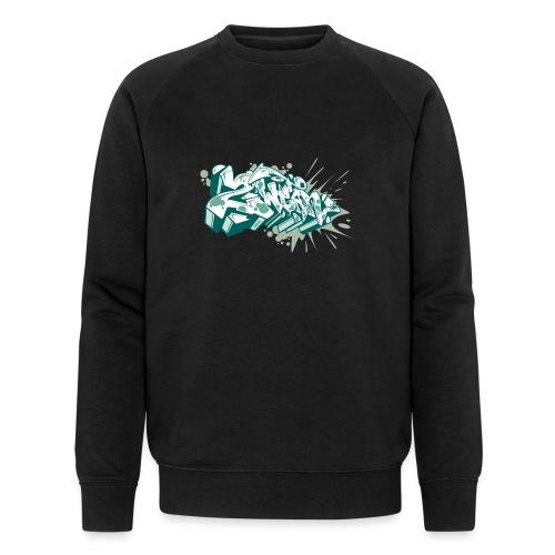 2Wear Graffiti style - Økologisk sweatshirt til herrer