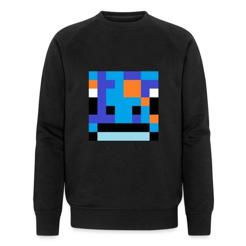 big_head - Men's Organic Sweatshirt