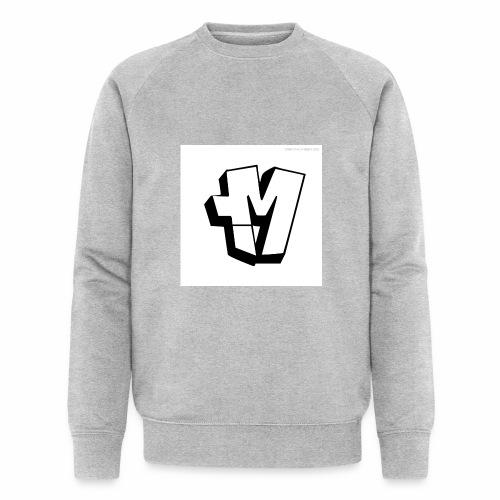 graffiti alphabet m - Men's Organic Sweatshirt