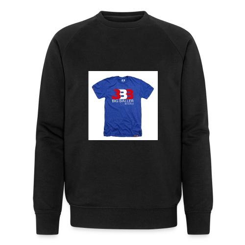 ClassicBBBroyalredwhite 1024x1024 - Mannen bio sweatshirt van Stanley & Stella