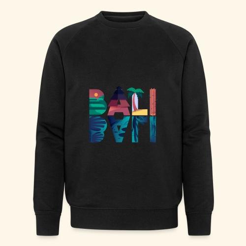 Bali Indonesien Insel Tropisches Paradies Ferien - Männer Bio-Sweatshirt von Stanley & Stella