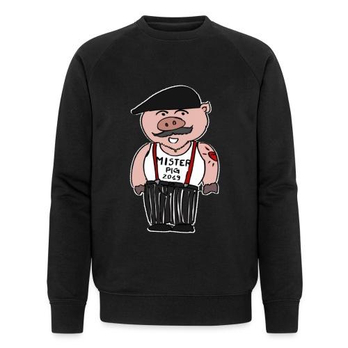 nouvel an chinois - Monsieur Cochon - Sweat-shirt bio Stanley & Stella Homme