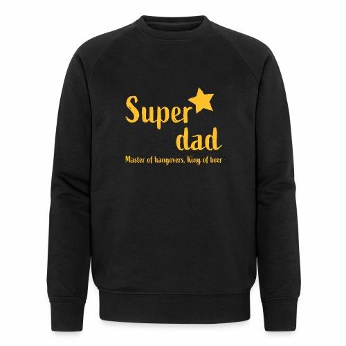 Super Dad - Mannen bio sweatshirt van Stanley & Stella