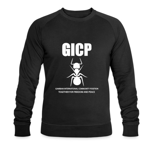 GICP - Men's Organic Sweatshirt by Stanley & Stella