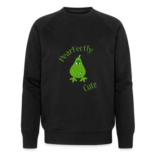 pearfectly cute peer - Mannen bio sweatshirt van Stanley & Stella
