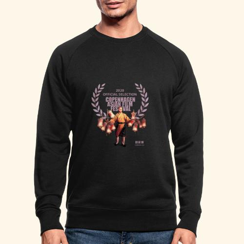 CAFF - Official Item - Shaolin Warrior 4 - Økologisk Stanley & Stella sweatshirt til herrer