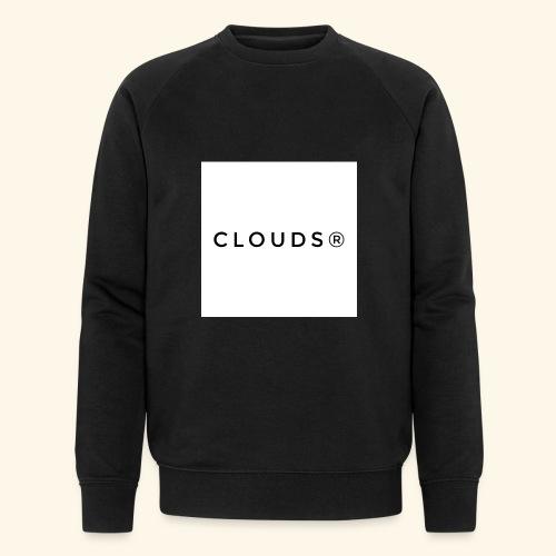 Clouds 01 - Männer Bio-Sweatshirt von Stanley & Stella