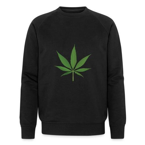 Weed - Men's Organic Sweatshirt by Stanley & Stella