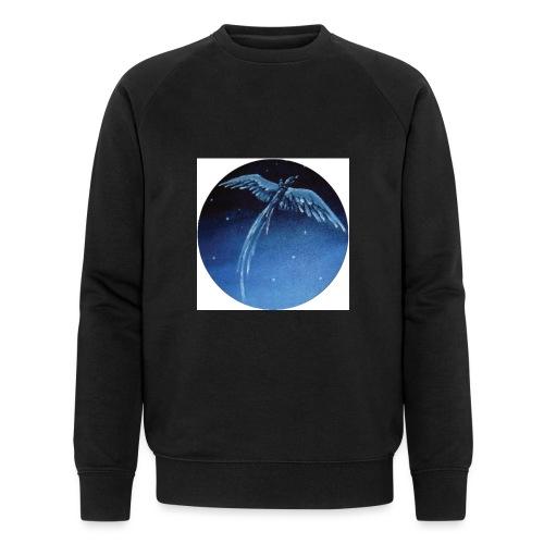 Oiseau Bleu 1 - Sweat-shirt bio