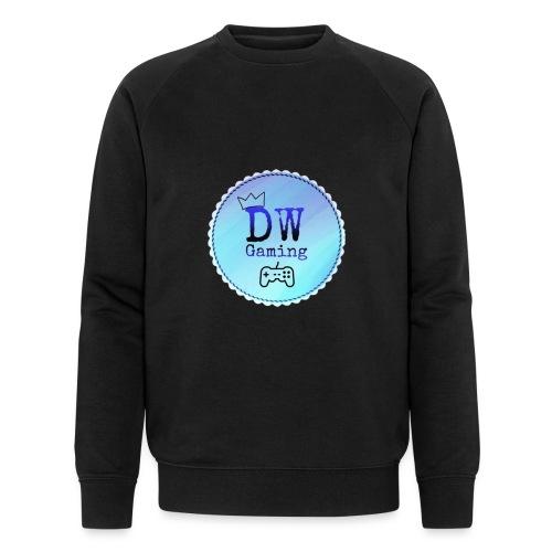 dw logo - Men's Organic Sweatshirt by Stanley & Stella