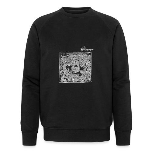 Regia TShirt Beastie White - Men's Organic Sweatshirt