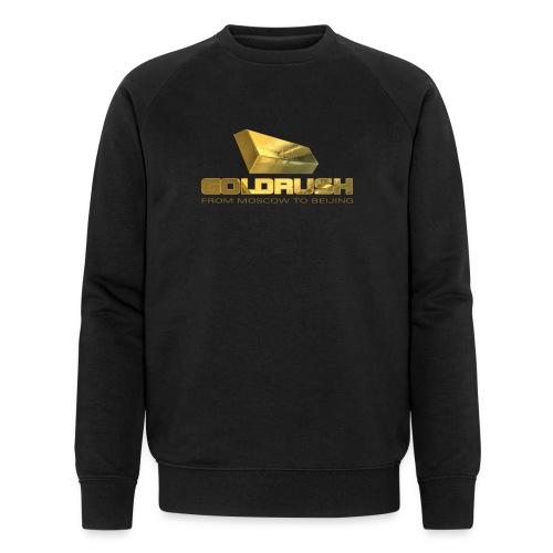 GOLDBARREN - GOLDRUSH - From moscow to beijing - Männer Bio-Sweatshirt