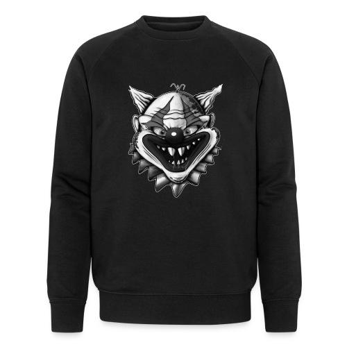Clown Rusty - Økologisk sweatshirt til herrer