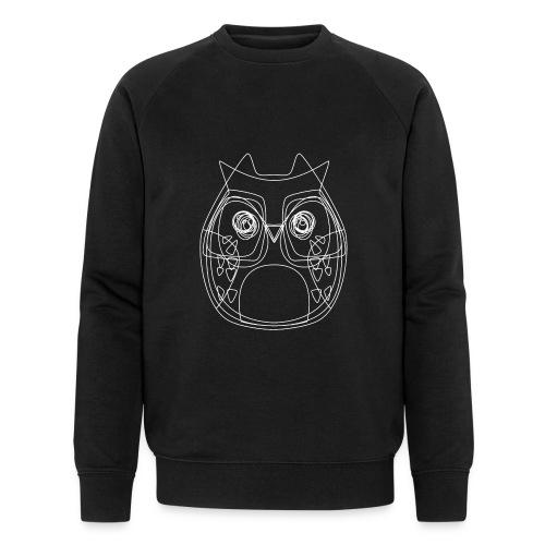 Owls - Männer Bio-Sweatshirt von Stanley & Stella