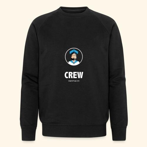 SeaProof Crew - Männer Bio-Sweatshirt von Stanley & Stella