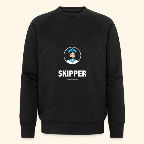 SeaProof Captain - Männer Bio-Sweatshirt von Stanley & Stella