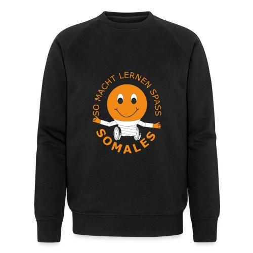 SOMALES - SO MACHT LERNEN SPASS - Männer Bio-Sweatshirt von Stanley & Stella