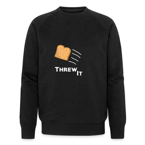 Toast - Männer Bio-Sweatshirt
