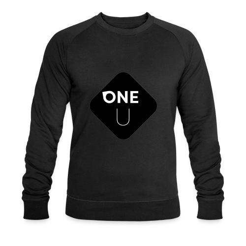 One U - Ekologisk sweatshirt herr från Stanley & Stella