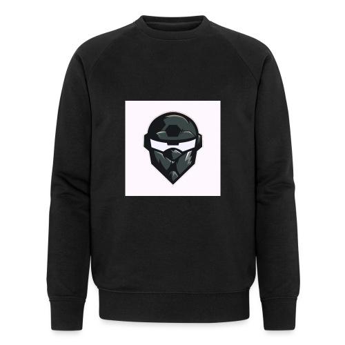 Mainlogo - Økologisk sweatshirt til herrer