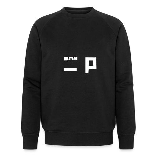 full p one - Økologisk sweatshirt til herrer