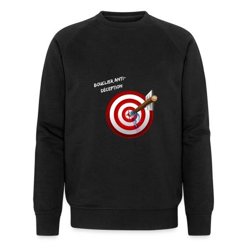 Bouclier anti-déception - Sweat-shirt bio Stanley & Stella Homme