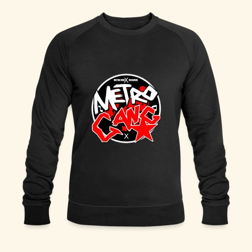METRO GANG LIFESTYLE - Men's Organic Sweatshirt by Stanley & Stella