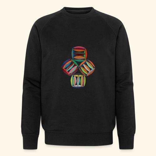 square2square - Mannen bio sweatshirt van Stanley & Stella