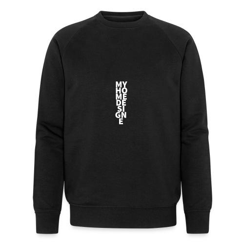 myhomedesigne - Männer Bio-Sweatshirt von Stanley & Stella