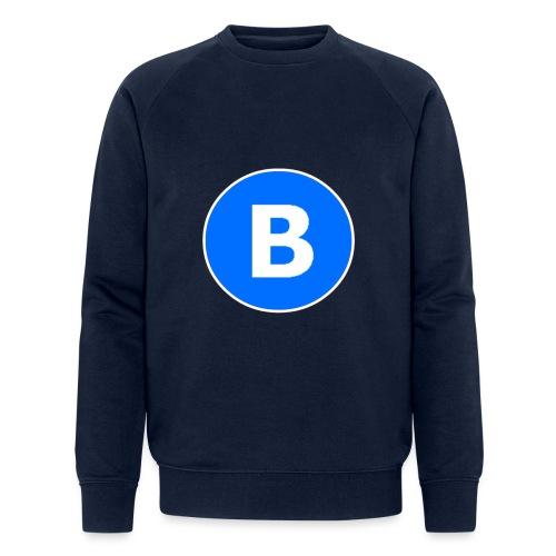BluePrison - Økologisk sweatshirt til herrer