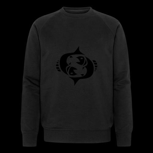 STERNZEICHEN FISCH - Männer Bio-Sweatshirt von Stanley & Stella