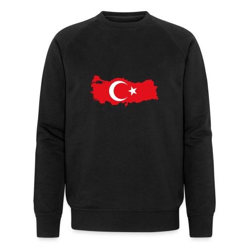 Tyrkern - Økologisk Stanley & Stella sweatshirt til herrer