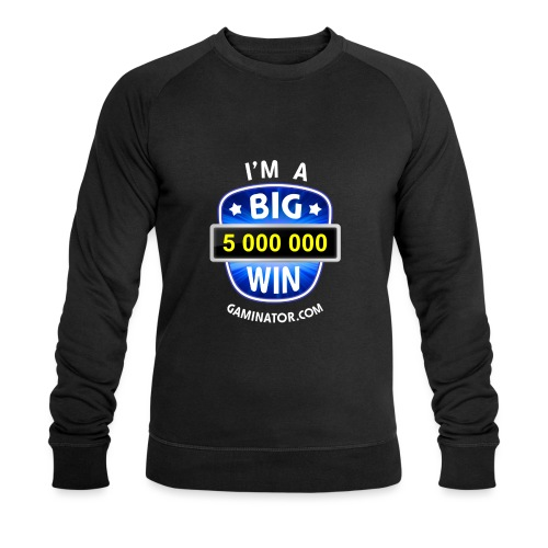 Big Win - Men's Organic Sweatshirt by Stanley & Stella